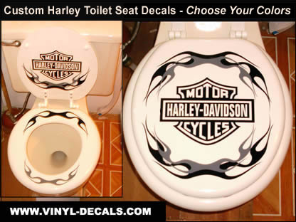 Sensational Harley Davidson Toilet Seat Maryanlinux Caraccident5 Cool Chair Designs And Ideas Caraccident5Info